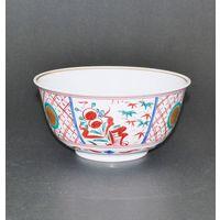 赤絵菓子鉢