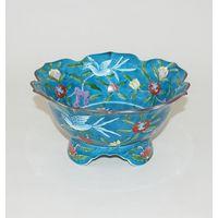 九谷焼花鳥菓子鉢
