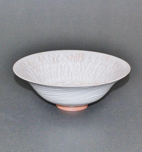 花三島菓子鉢